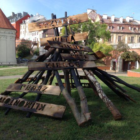 JUDENFREI stack I